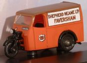 Oxford  76SP077 Shepherd Neame Reliant tricycle van